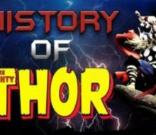 The History Of Thor! - Variant